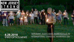 International Overdose Awareness Day NJ